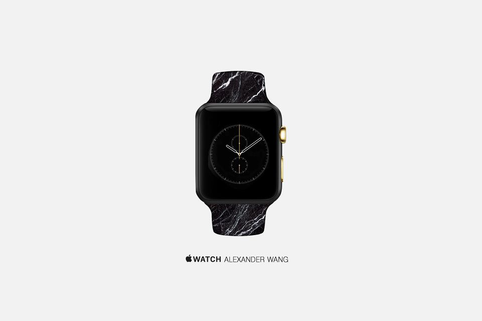 Alexander Wang iwatch